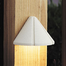 Kichler 16110CO27 LED Deck Light